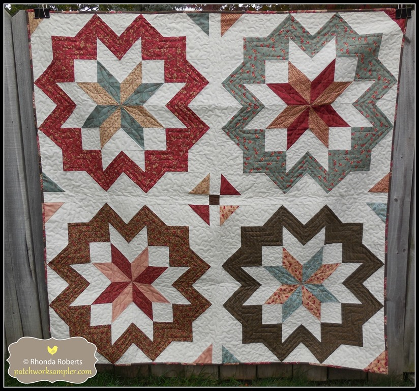 how to make a simple quilting frame
