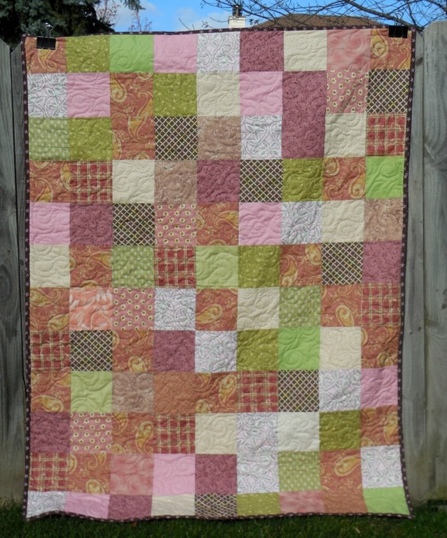 Another Quilt for QBB
