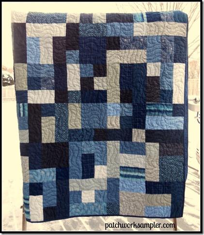 Jakes quilt-1