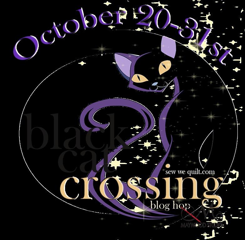 Black Cat Crossing Blog Hop