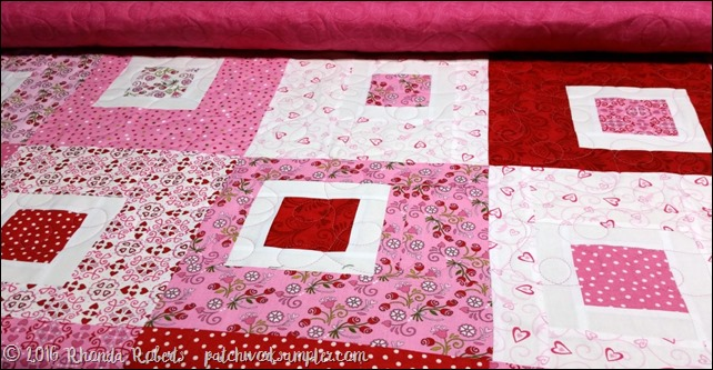 VD quilting