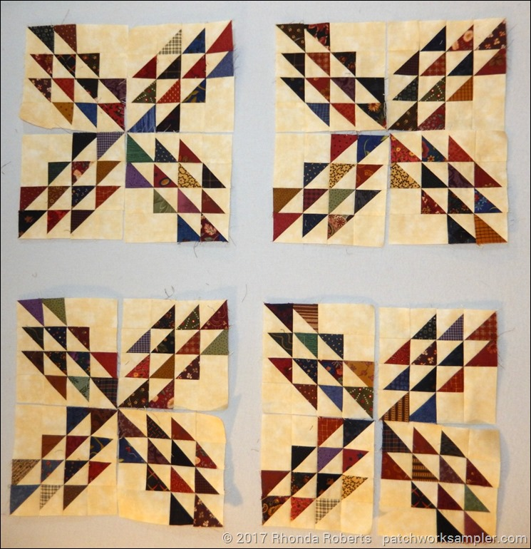 making waves quarter blocks