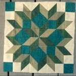 May RSC: Green Carpenter Star Blocks