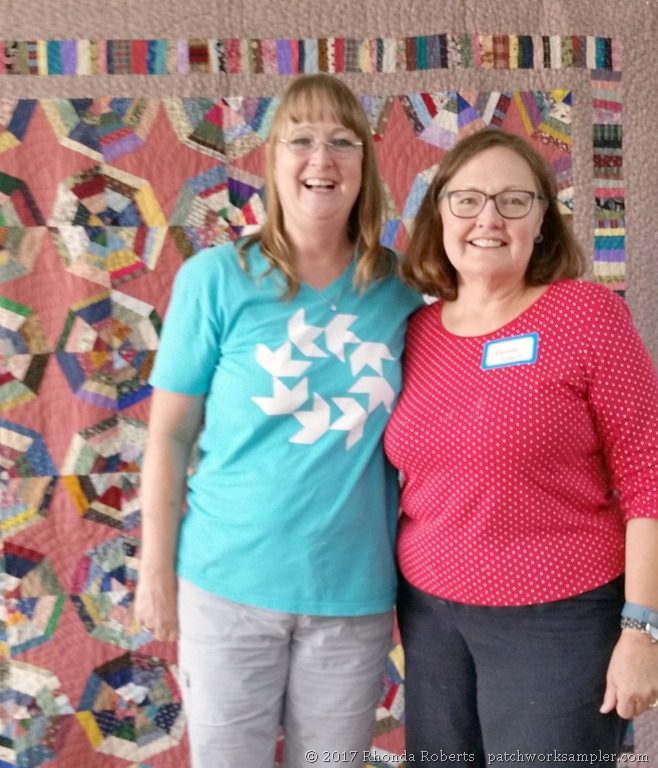 Summer Sewing Part 3: Retreat! String Piecing and More