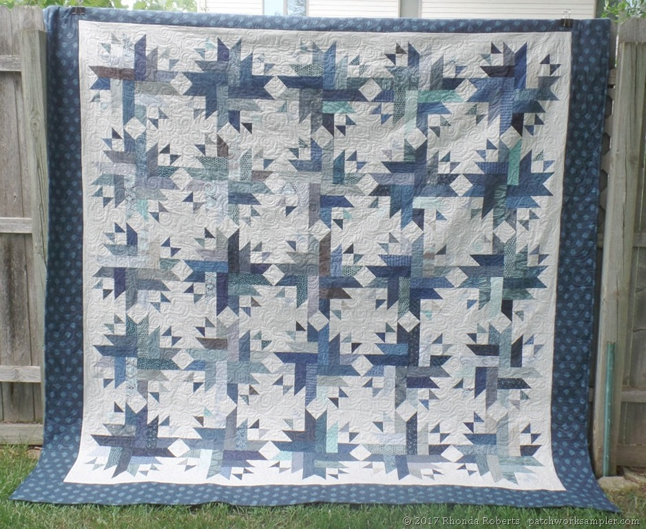 Summer Sewing Part 2: Wedding Quilts