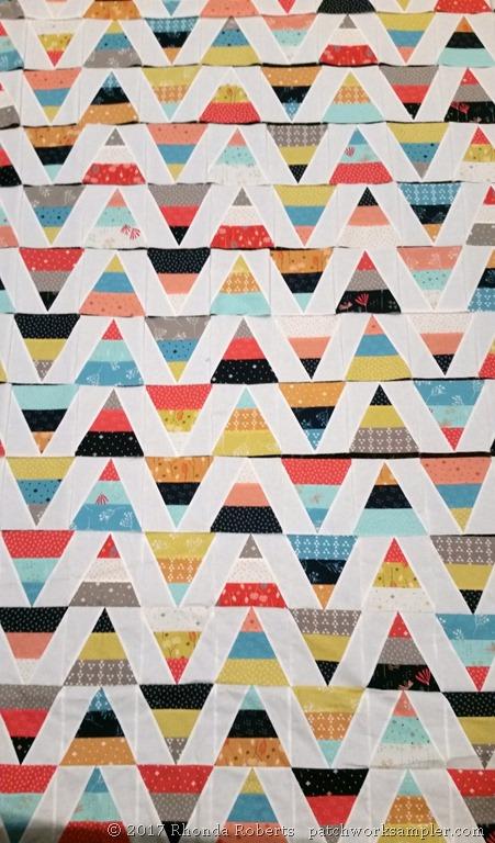 DWM: Project Sew A Jelly Roll