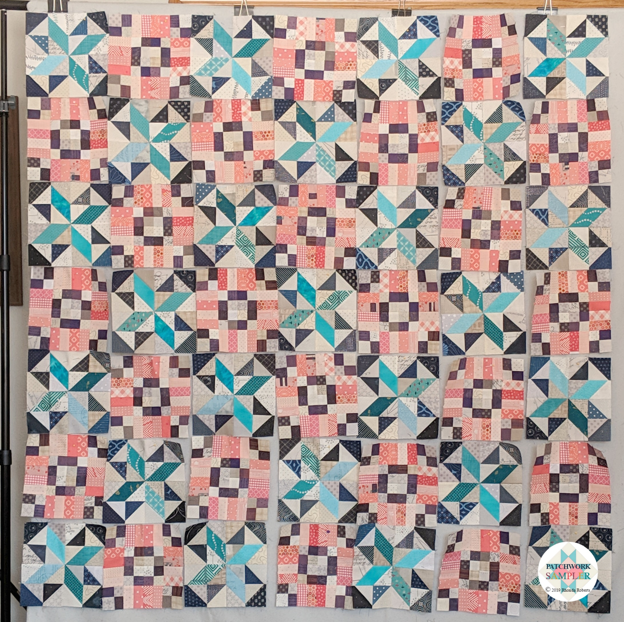 Monday Motivation: Good Fortune Mystery Quilt
