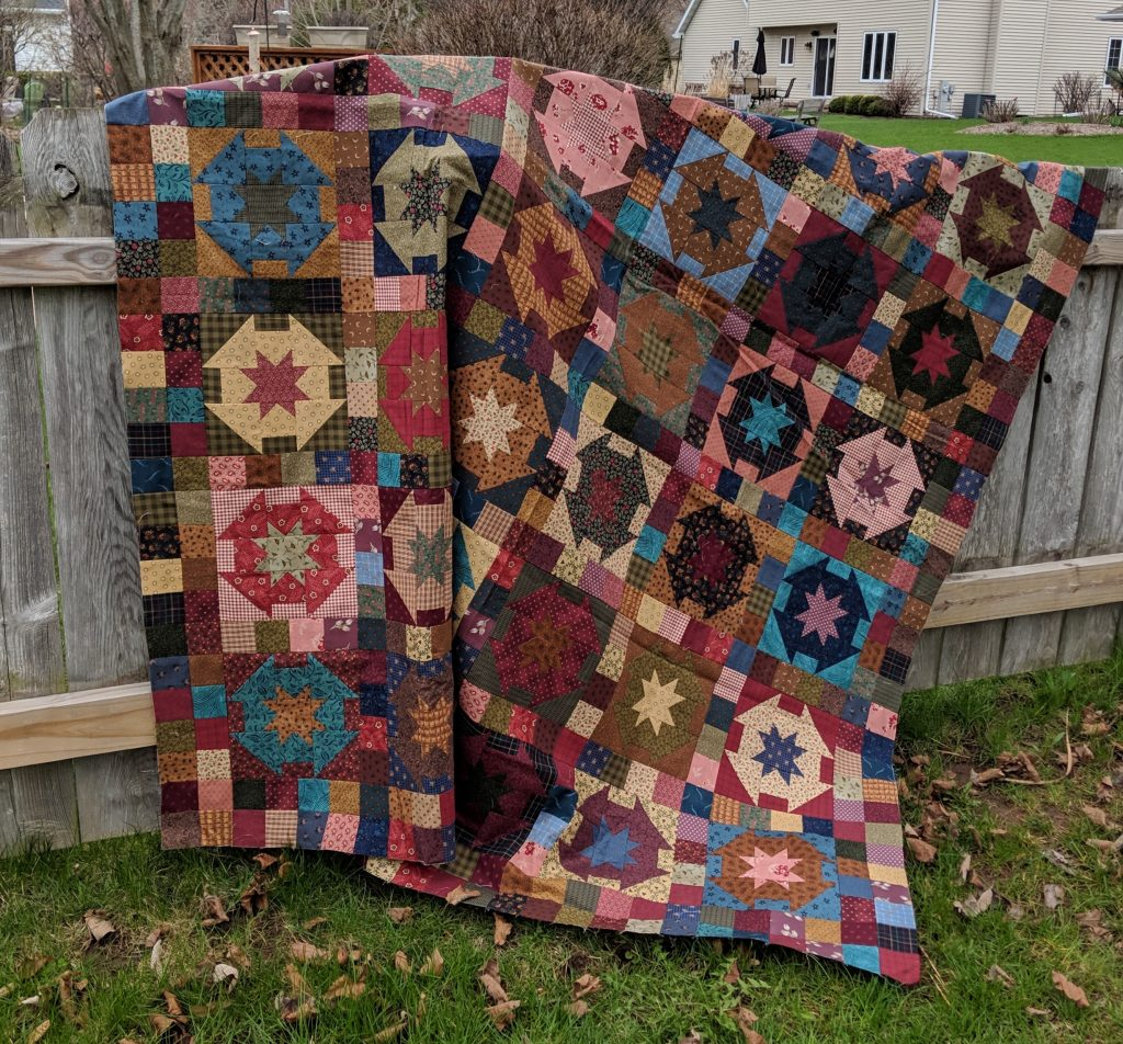 Pie In The Sky Quilt