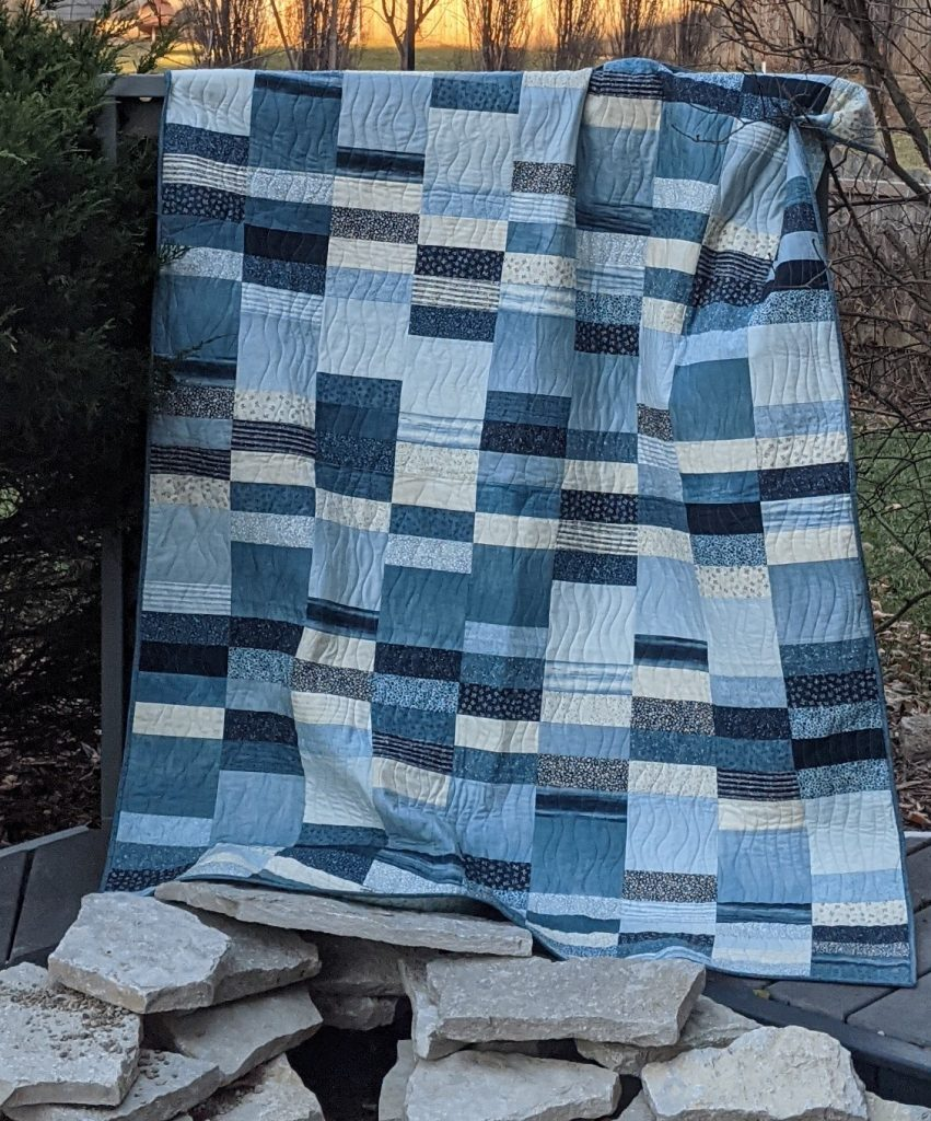 The Blues Quilt