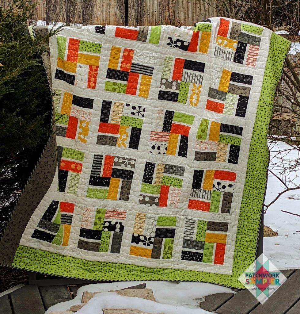 The Neighborhood quilt