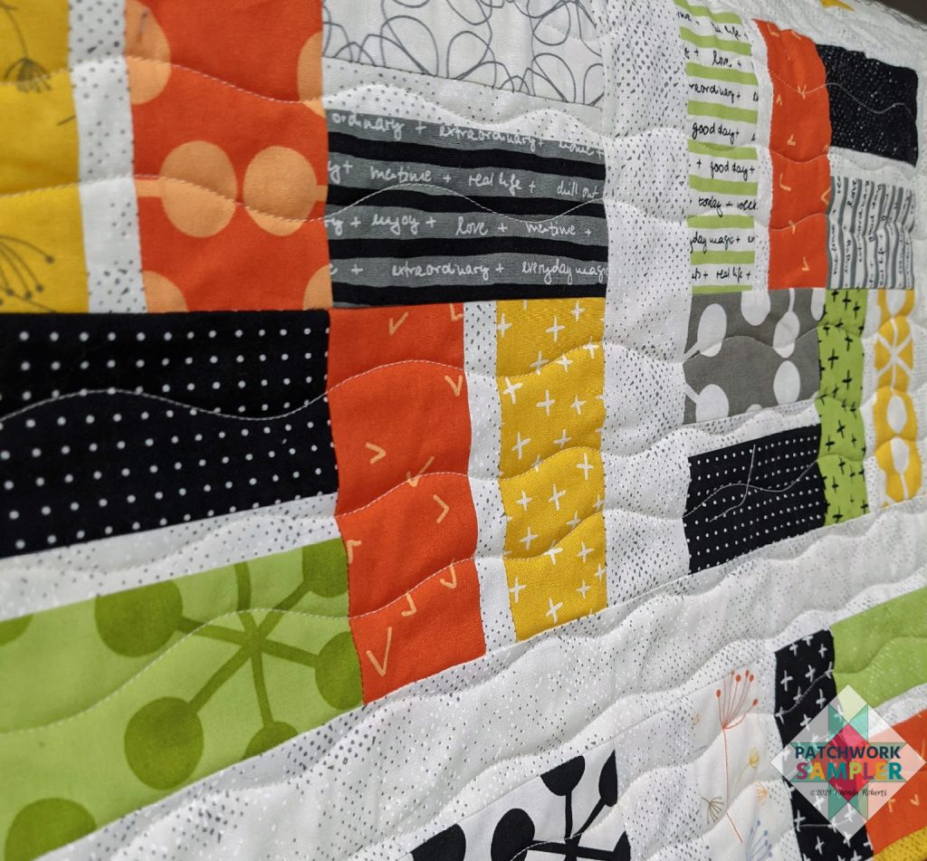 The Neighborhood quilting