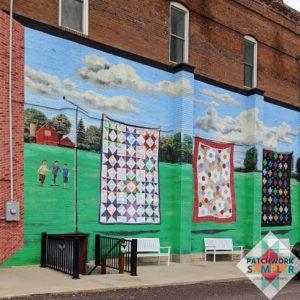mural Hamilton, MO