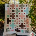Friday Finish: The Violet Quilt