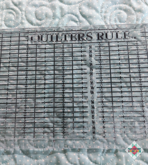 Quilter's Rule