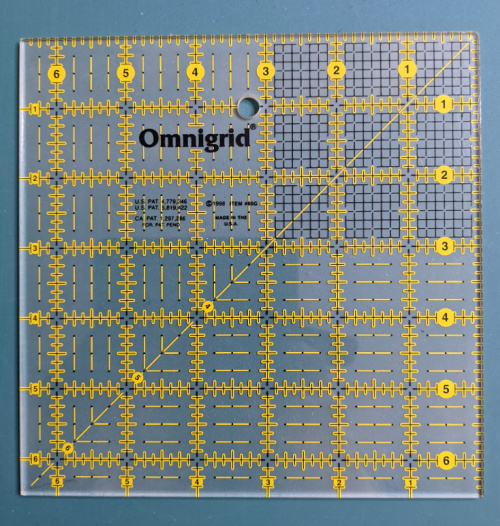 omnigrid 6 with grippy