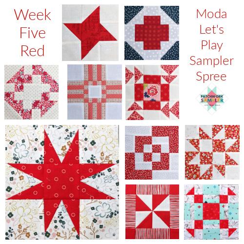 week 5 sampler spree