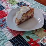 Friday Finish: Cha Cha Cha Runner Plus French Strawberry Cake Recipe